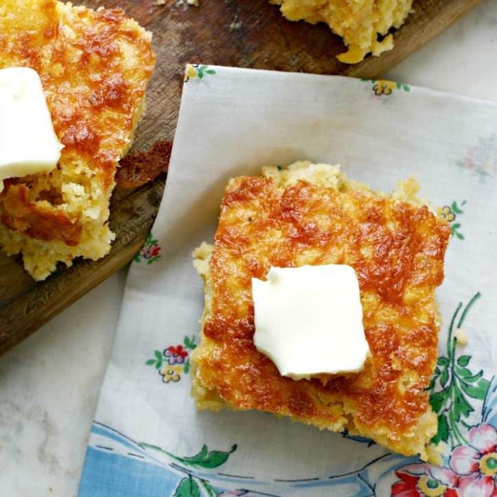 Southern Mexican Cornbread