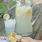 FRESH HOMEMADE LEMONADE CONCENTRATE