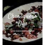 Choriqueso Dip