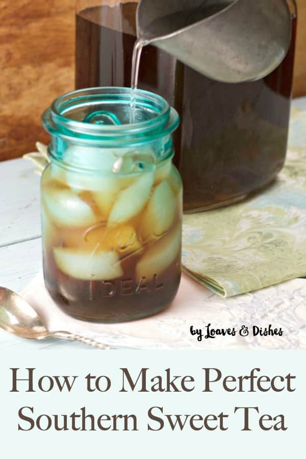 This post reviews the Best Ways for how to make the Perfect Southern Sweet Tea like you would find in Texas or anywhere in the south: North Carolina, South Carolina, Alabama, Georgia, Louisiana too. Not quite as sweet as McDonalds though. #perfectsouthernsweettea, #howtomakesweettea #howtomakesoutherntea #howmuchsugarfortea #sweettea #southerntea #icetea #perfecticedtea