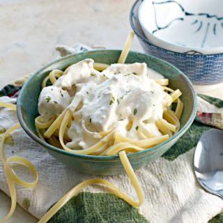 Weeknight Fast Chicken Alfredo