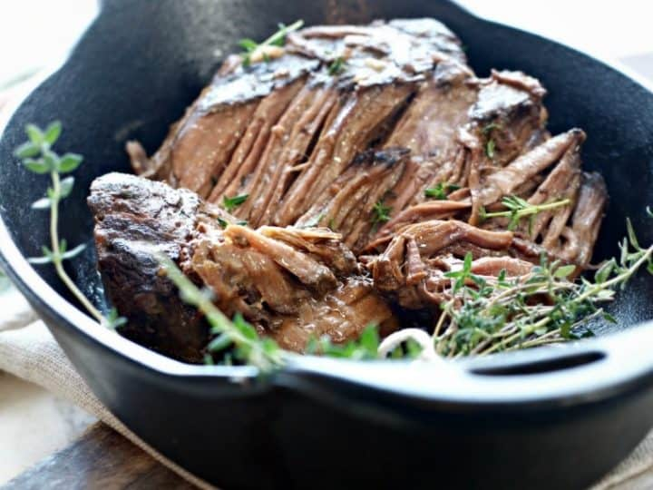 ALL THE SECRETS TO PERFECT CROCKPOT POT ROAST