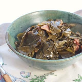THE SECRET TO PERFECT SOUTHERN COLLARD GREENS