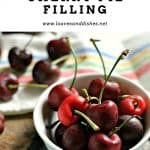 How to Make and Can Cherry Pie Filling