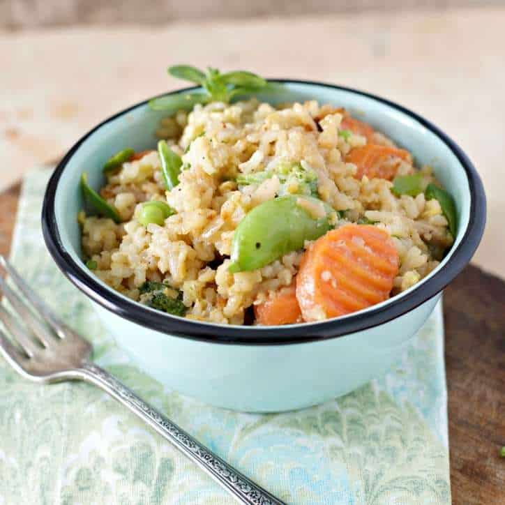 Restaurant Style Chicken Fried Rice photo