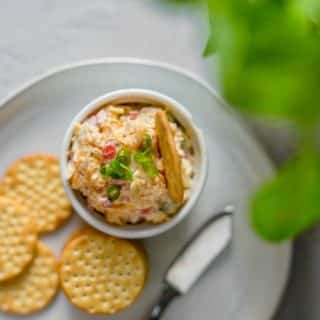 Southern Hot Pimento Cheese