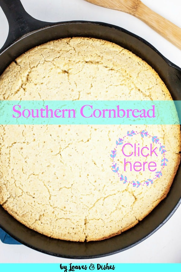 Deep South Dish of southern crunchy and crispy cornbread just like Paula Deen or PIoneer woman.  This is an old fashioned and easy recipe. You can use it to make dressing, cornbread salad or any other dish with cornbread.  #cornbread #southerncornbread #howtomakecornbread #easycornbread