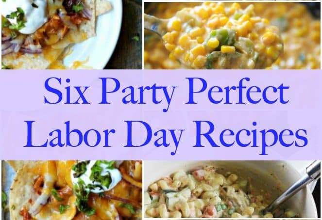 Labor Day Recipes for a cook out, holiday, carry in or pot luck. Easy and delicious simple recipes you can have ready in a minute. #labordayrecipe #holidayrecipe #laborday #recipe #cookout