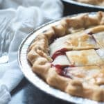 How to Make Cherry Pie with Cherry Pie Filling