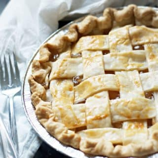 How to Make Apple Pie with Apple Pie Filling