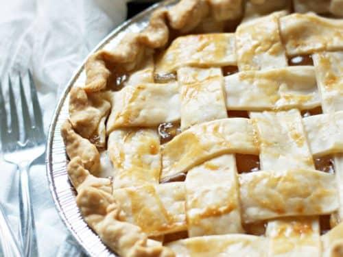 How To Freeze Apple Pie
