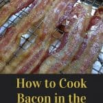 How to Cook Bacon in the Oven on a Rack