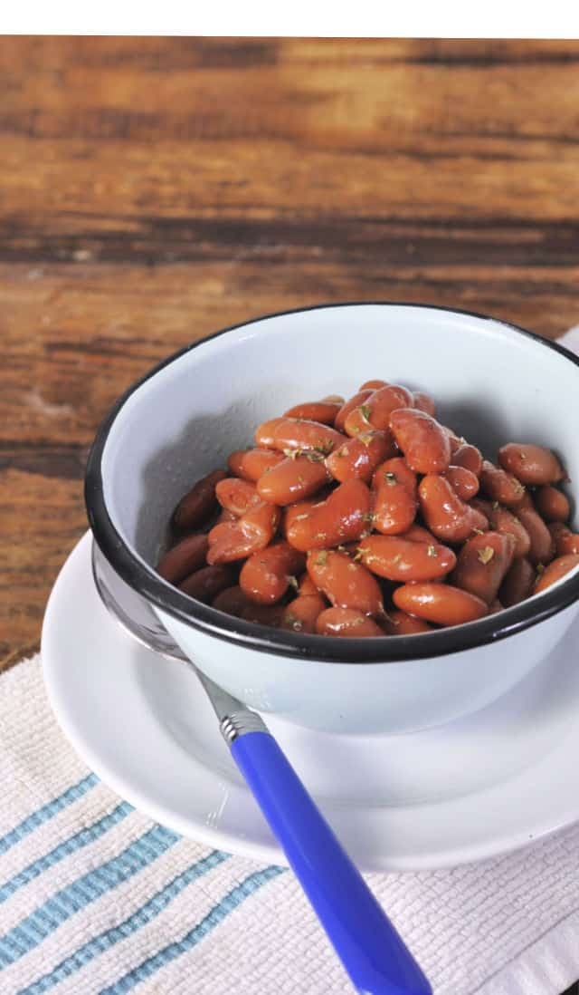 How To Make Kidney Beans From Can