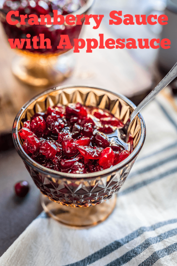 The ultimate thanksgiving and christmas dish and you can make it from scratch or using canned cranberry sauce!  Make it your own!  Just like pioneer woman or paula deen would make!  #cranberrysauce #scratchcranberry #thanksgiving #christmas