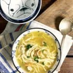 HOW TO MAKE CANNED CHICKEN NOODLE SOUP BETTER