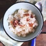 HOW TO COOK CANNED HOMINY