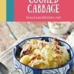 Southern Cooked Cabbage