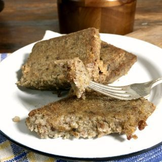 HOW TO COOK SCRAPPLE