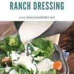 Restaurant Ranch Dressing