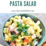 Secret to Perfect Pasta Salad