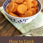 How to Cook Frozen Carrots