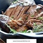Perfect Crock Pot Pot Roast