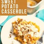 Canned Sweet Potato Casserole