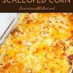 Southern Scalloped Corn