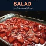 Strawberry Congealed Salad