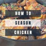 How to Season Chicken
