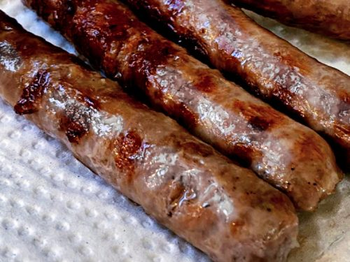 How to Cook Breakfast Sausage Links