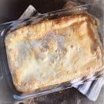 Philadelphia Cheesecake Bars