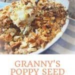 Granny's Poppy Seed Chicken
