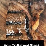 How To Reheat Steak Without Drying It Out