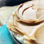 swirled peanut butter